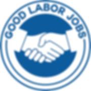 GOOD LABOR JOBS Logo