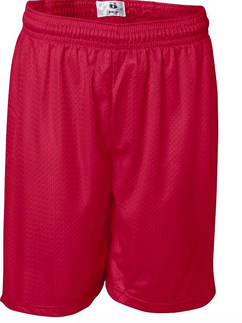 "Badger 7"" Mesh Shorts - BLANK"