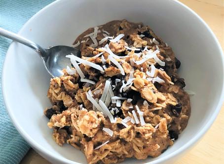 Best Breakfast!: Oatmeal Raisin Cookie Oatmeal