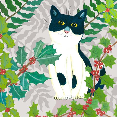 Holly Cat - Kay Widdowson.jpg