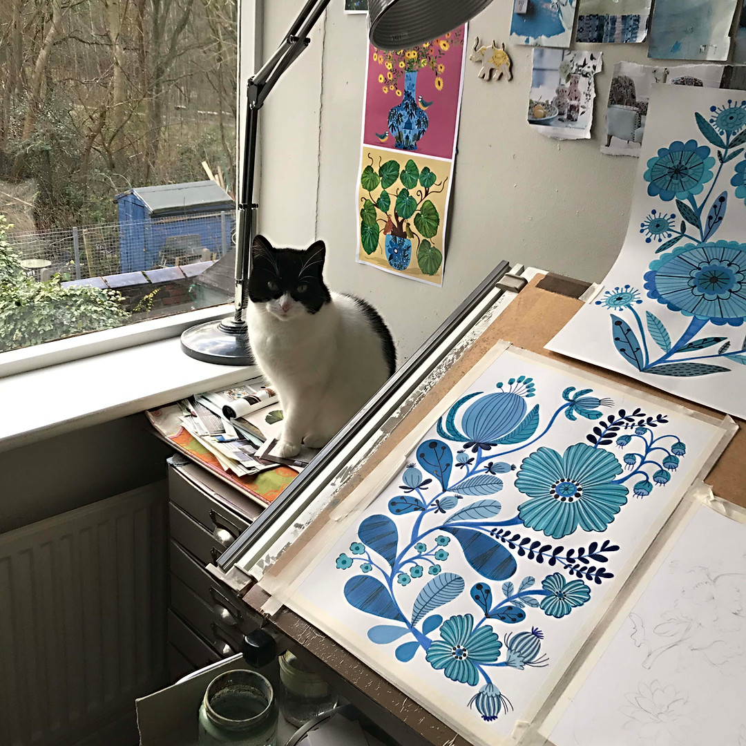 Painting Flowers - Kay Widdowson.jpg