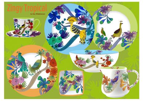 Tableware Zingy Tropical.jpg