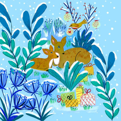 Snuggly Christmas -  Kay Widdowson.jpg