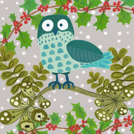 Little Snowy Owl - Kay Widdowson.jpg