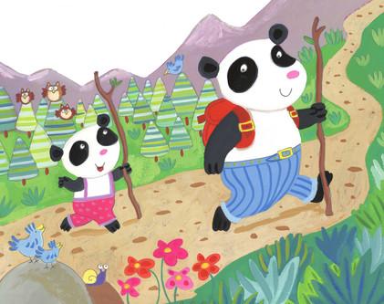 Panda Kisses - Kay Widdowson.jpg