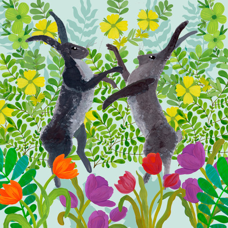 Mad March Hares - Kay Widdowson.jpg