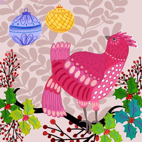 Christmas Bird - Kay Widdowson.jpg
