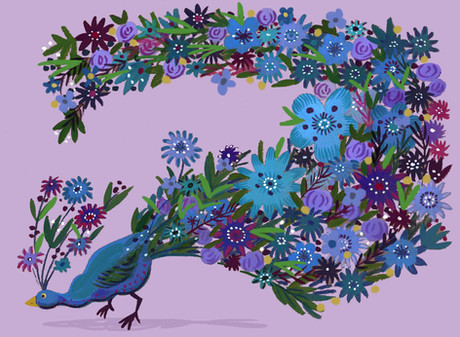 Peacock - Kay Widdowson.jpg