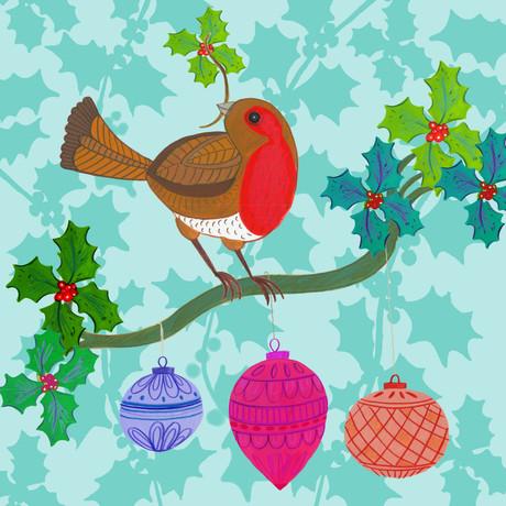 Christmas Robin - Kay Widdowson.jpg