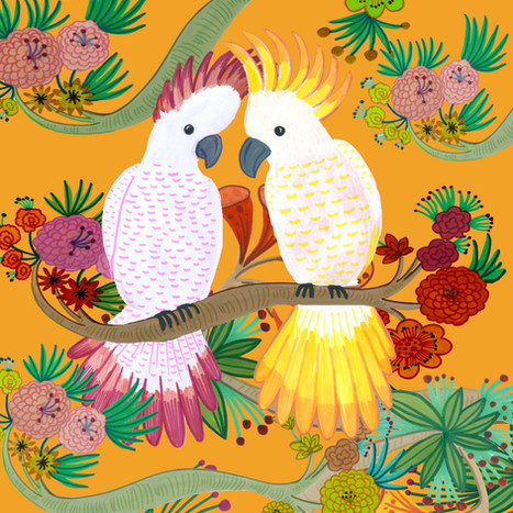 Cockatoos - Kay Widdowson.jpg