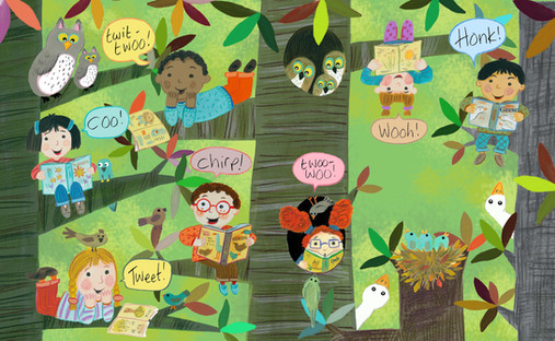 Tree top Learning - Kay Widdowson.jpg