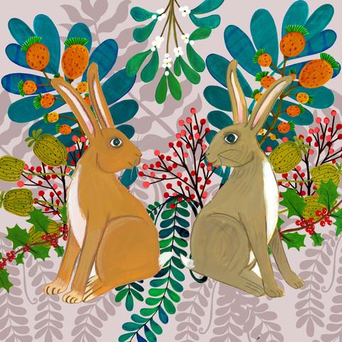 Love Hares - Kay Widdowson.jpg