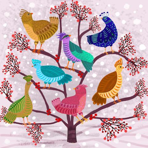 Berrie Tree - Kay Widdowson.jpg