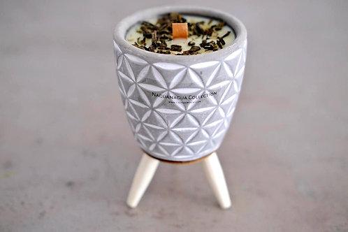 Svíčka Aromatherapy Moringa Tea M