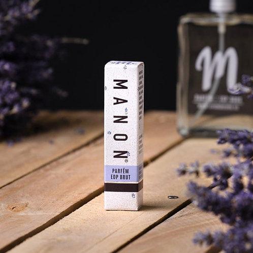 Levandulový kabelkový parfém Brut