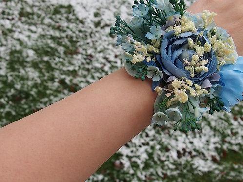 Náramek/Gumička Blue Garden 🦋