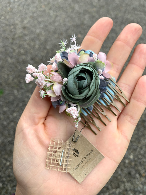 Květinový Hřebínek Kaki