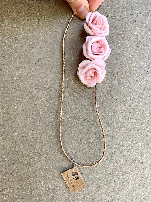 Elastická čelenka Pinky Roses