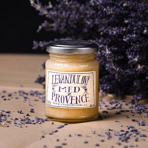 Levandulový med z Provence 130g