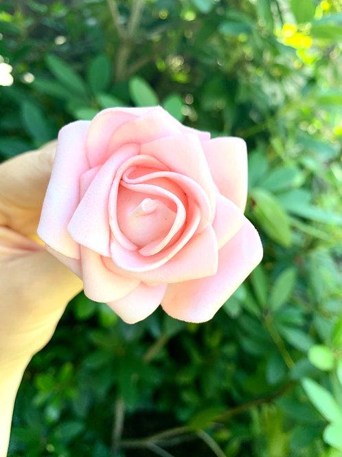 Vlásenka Velká Růžová Růže