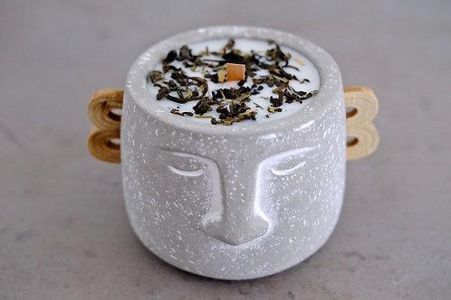 Svíčka Aromatherapy Buddha M