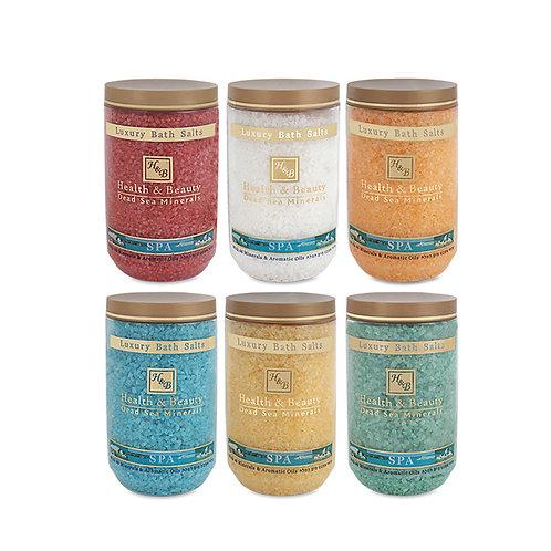 Koupelová sůl z Mrtvého moře 1,2 kg balení
