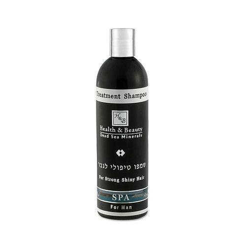 Vyživující šampon pro muže