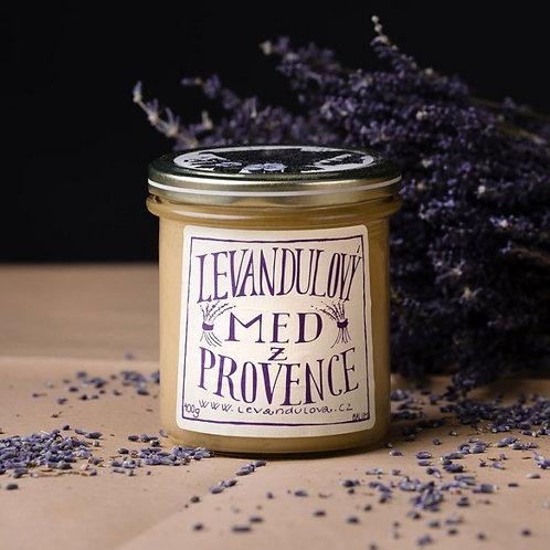 Levandulový med z Provence 400gr