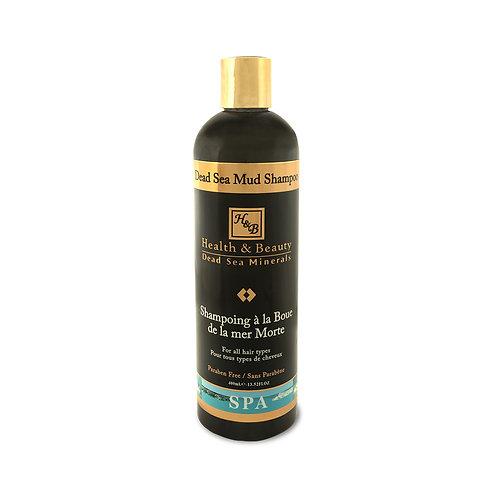 Bahenní šampon na vlasy