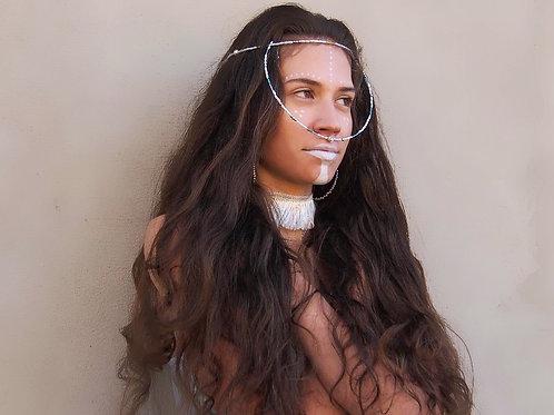 Korálková Korunka Indigenous
