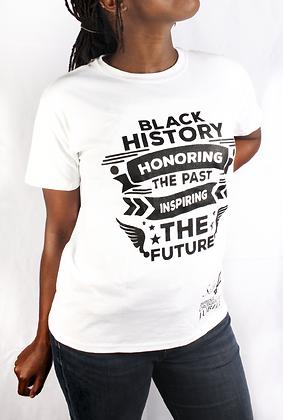 Black History Honoring Past/ Inspiring Future