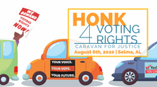 Press Release - Selma, AL Caravan Commemorates Voting Rights Act and Calls for Protections: Local Le