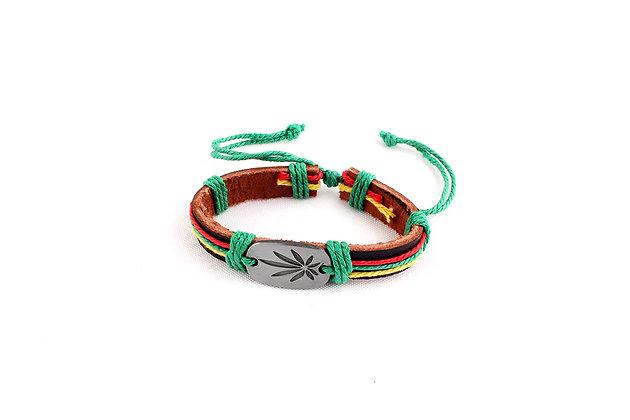 RBG Hemp Bracelets
