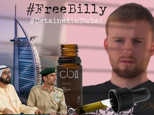 24 year old pro footballer sentenced to 25 years over CBD in Dubai