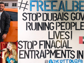 Celebrity support increases for grandfather detained in Dubai