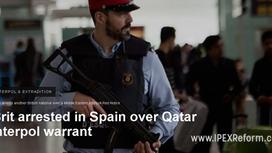 Brit arrested in Spain over Qatar Interpol warrant