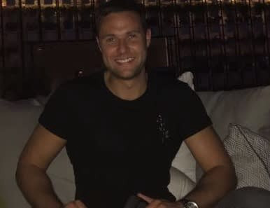 Scotsman Jamie Harron sentenced today to 3 months in Dubai jail for brushing up against man in crowd