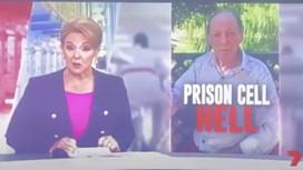 Channel 7 TV - covering William Meyerhoff's release from Dubai, Albert Douglas & Detained in Dubai