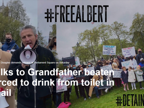 FCO talks to grandfather beaten & forced to drink from toilet in Dubai jail