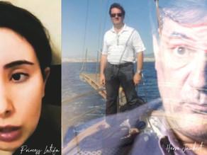 """Princess Latifa's yacht located using friend's phone"" - Hervé Jaubert"