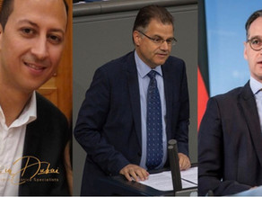 """Jürgen Braun calls out Foreign Minister Heiko Maas for """"abandoning German national in Arab prison"""""""