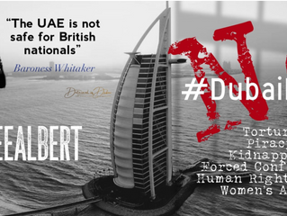 """Don't support Dubai Expo"", warn British investors"
