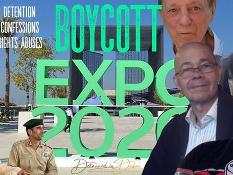 Dubai Expo, UAE influence puts Britons at risk