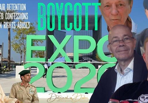 Dubai Expo, UAE influence puts Britons like Billy Hood, at risk