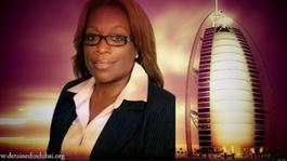 Danielle Jeffries thanks Radha Stirling following return to Miami from Dubai