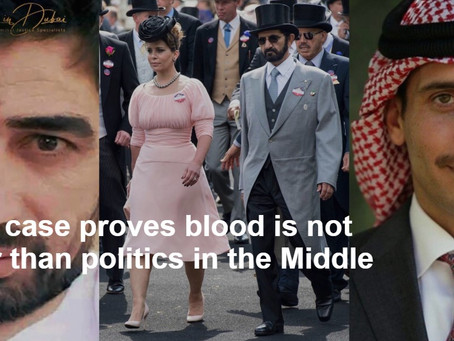 Etoum case proves blood is not thicker than politics in the Middle East