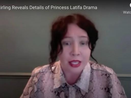 The saga of Dubai's Princess Latifa.  Radha Stirling talks to RT.
