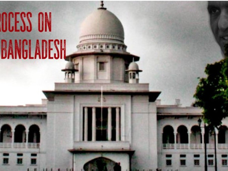 Due Process on trial in Bangladesh