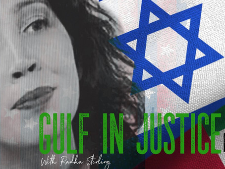 "New Gulf in Justice Podcast Episode - Israeli's mis-sold the elusive ""Dubai dream"""