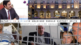 Stirling: Qatar's UK business holdings should support wrongfully detained expats